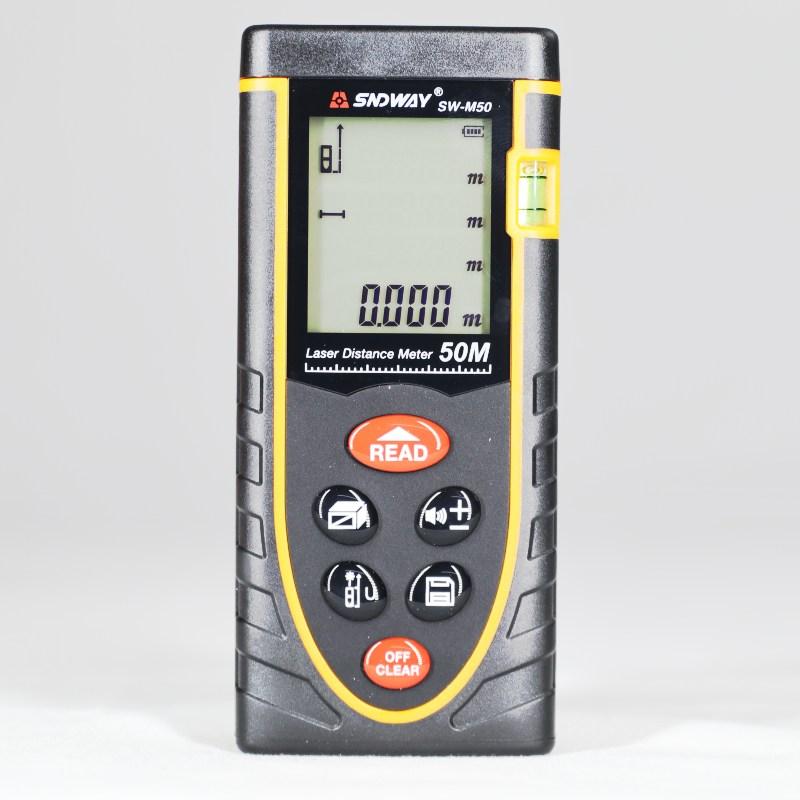 Máy đo khoảng cách SNDWAY SW-M50