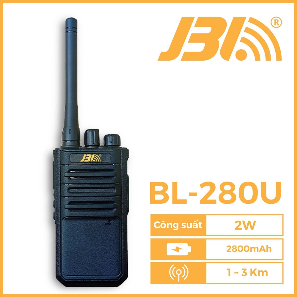 Máy bộ đàm JBL BL-280U