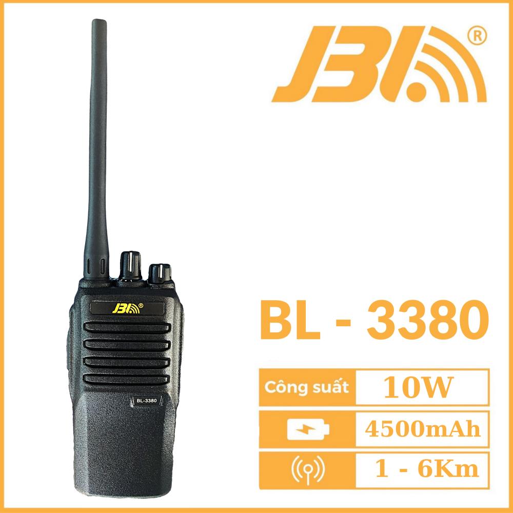 Bộ đàm càm tay JBL BL-3380
