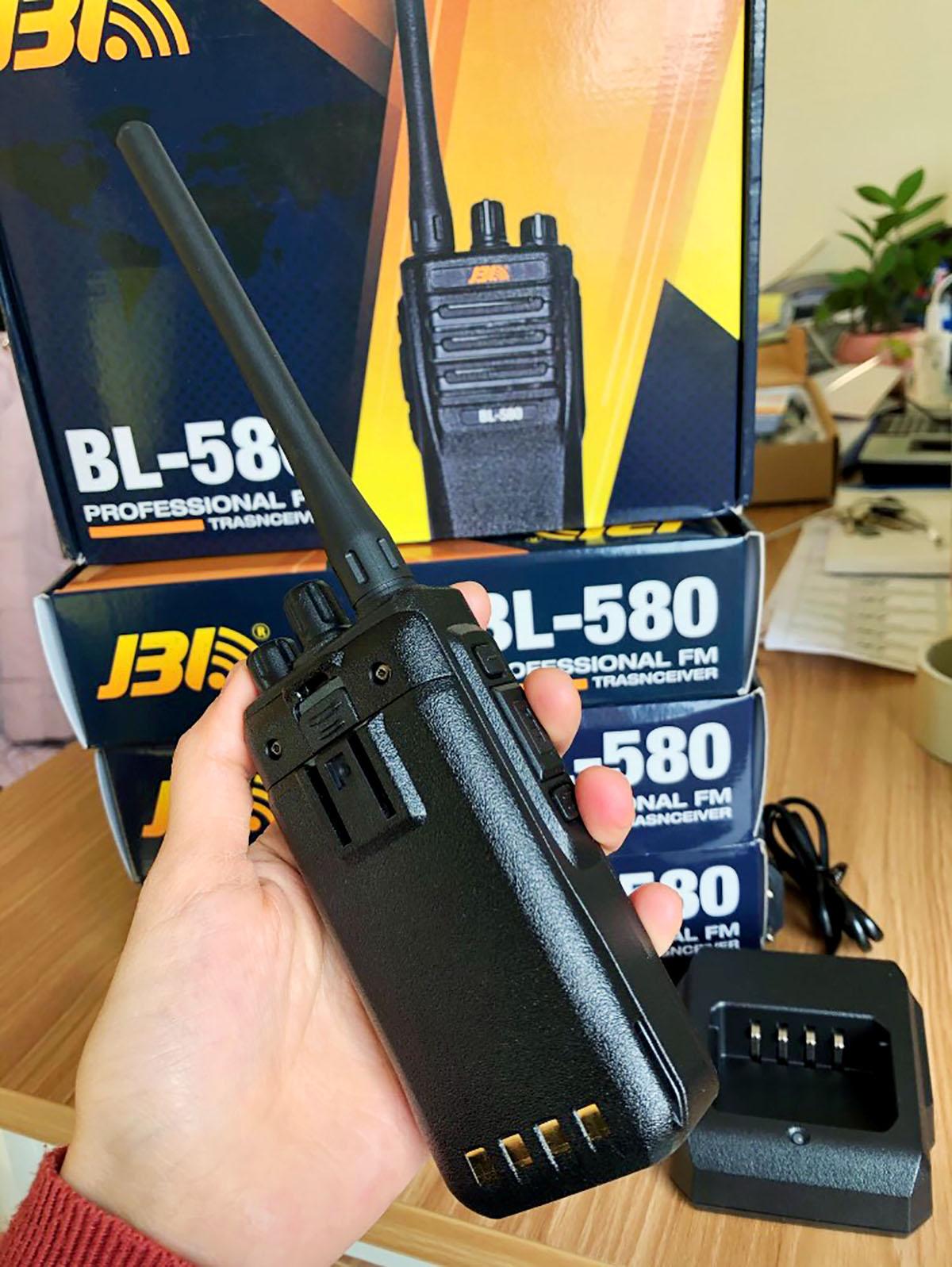 Bộ đàm cầm tay JBL BL-580