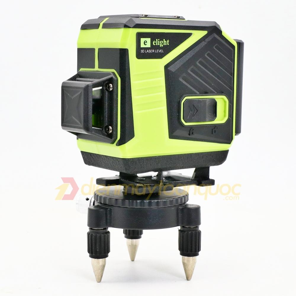 Elight E-3Ds - Máy cân bằng laser 12 tia xanh - Máy cân mực, bắn cốt, đánh thăng bằng