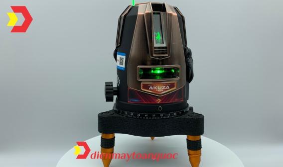 Máy cân bằng laser AKUZA AK-488 5 tia xanh
