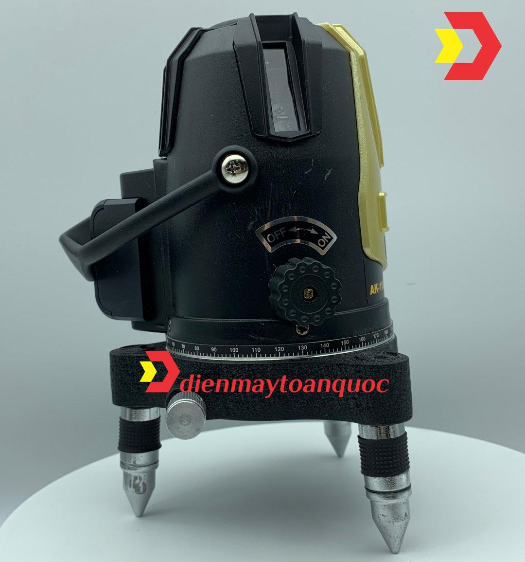Máy cân mực laser AKUZA AK-1102 Max 5 tia xanh siêu sáng