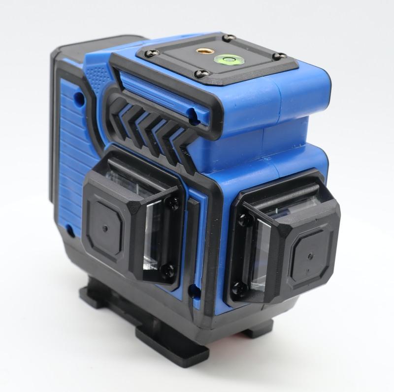 Máy cân bằng laser AKUZA AK-3Dc - Máy bắn cốt, cân mực, đánh thăng bằng laze 12 tia xanh