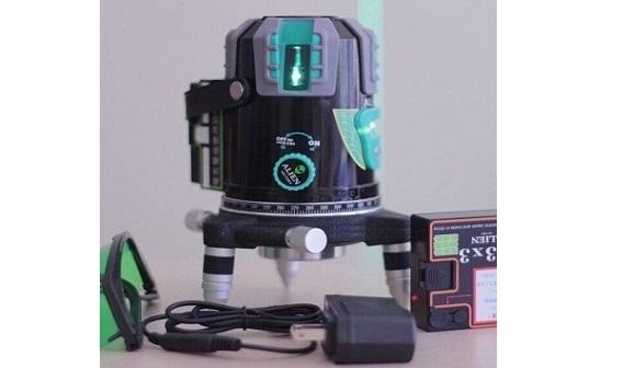 Máy cân bằng laser Alien 1982 bóng led siêu bền