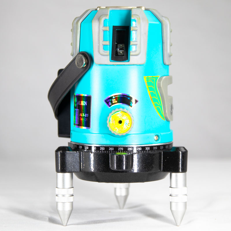 Máy cân bằng Laser ALIEN AL5-25 5 tia xanh