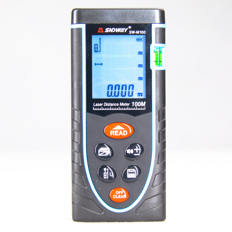 Máy đo khoảng cách SNDWAY SW-M100