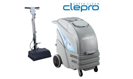 Máy giặt thảm nước nóng và lạnh , ghế Sofa liên hợp CLEPRO CW-650H (3 trong 1)