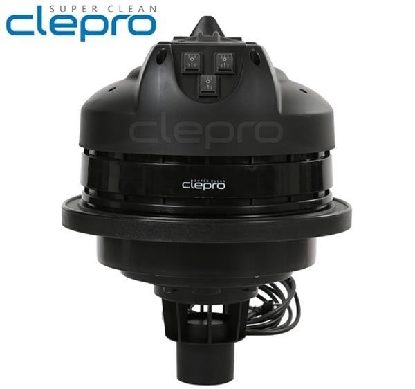 Máy hút bụi khô và ướt CLEPRO S3/80 3 motor)