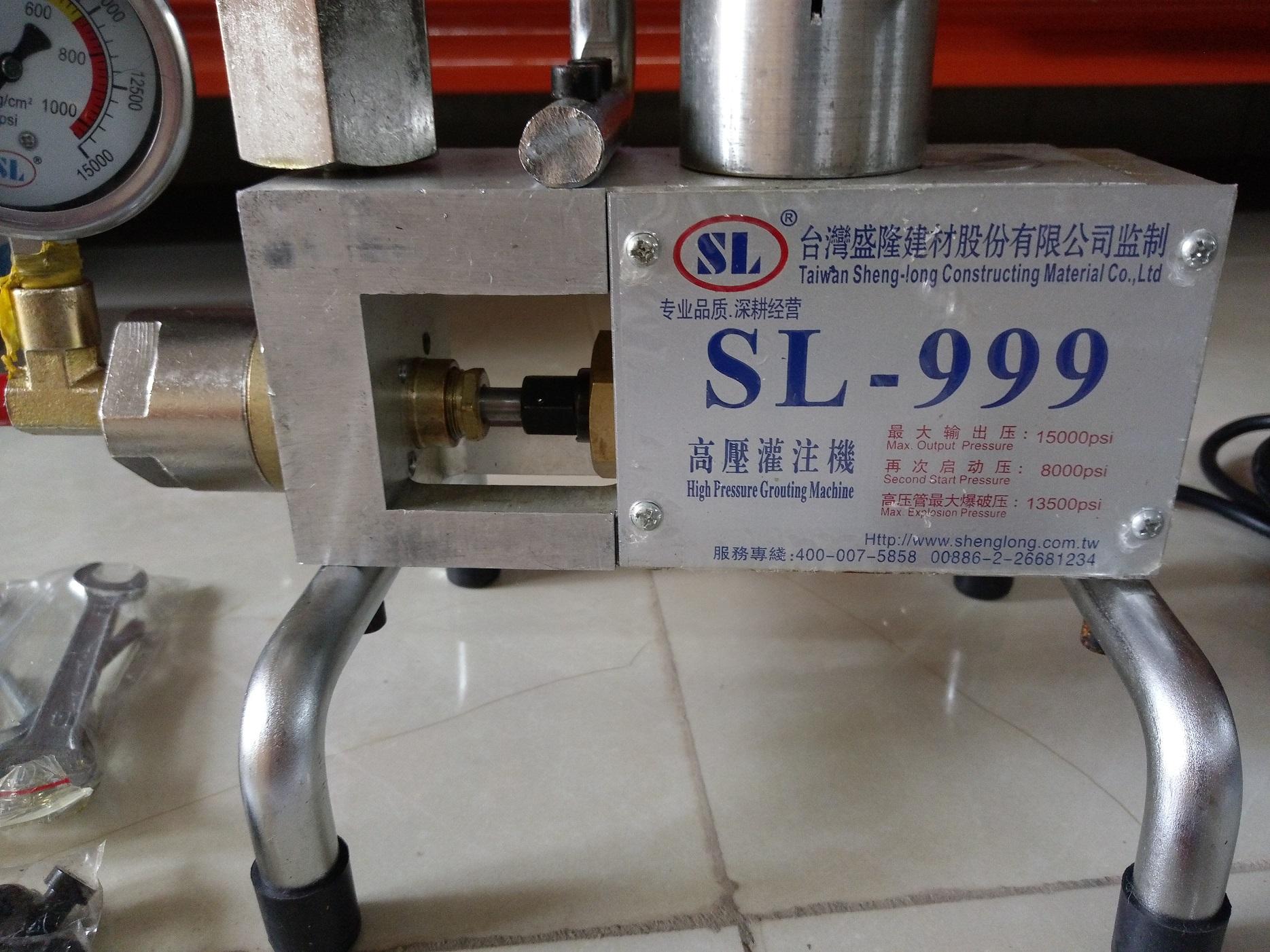 Máy bơm keo SL-999
