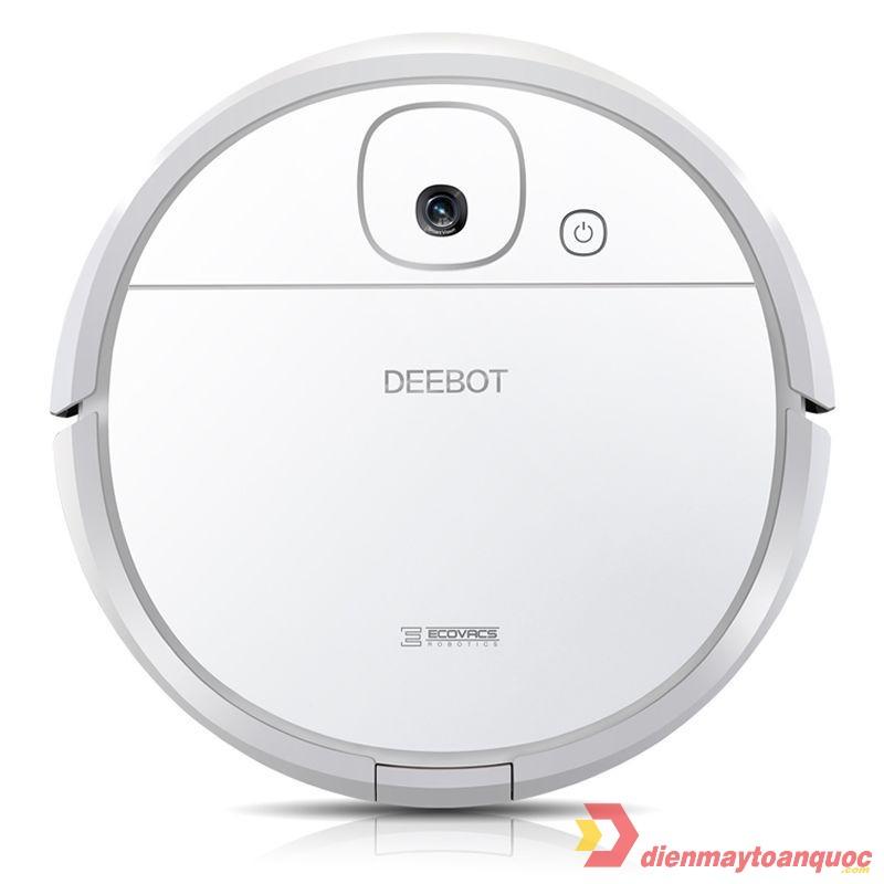 Robot hút bụi Ecovacs Deebot DJ 35