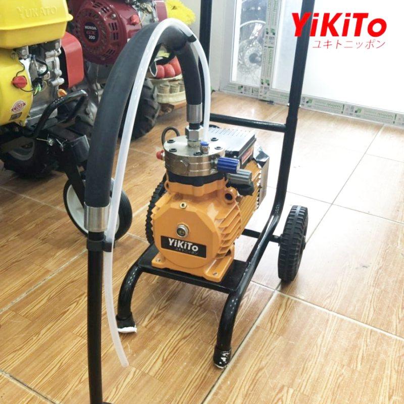 Máy phun sơn YIKITO HD-999 Đầu Inox - Nhật Bản
