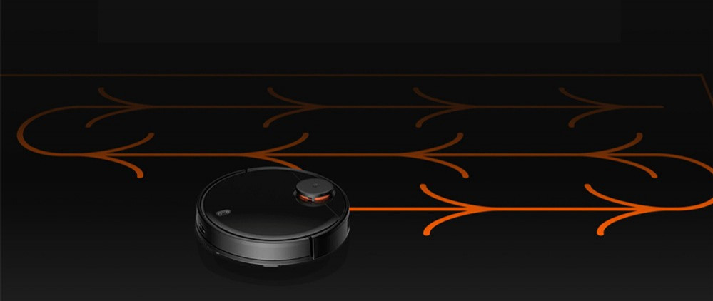Robot hút bụi lau nhà Xiaomi Mijia gen 2 2020