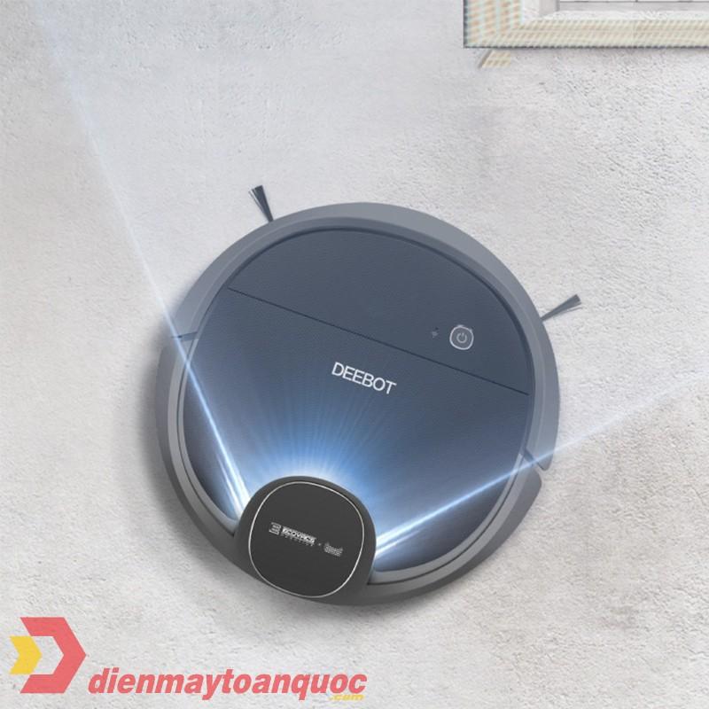 Robot hút bụi Ecovacs Deebot DN55