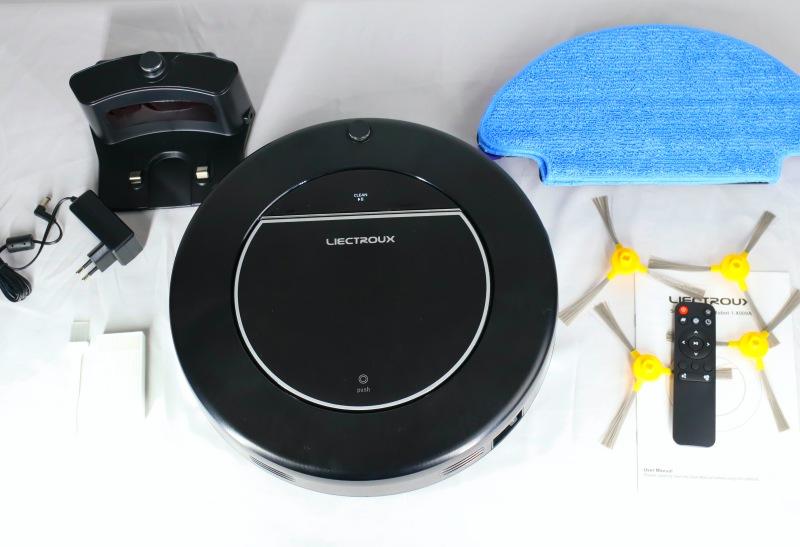 Robot hút bụi lau nhà LIECTROUX 1-X009A